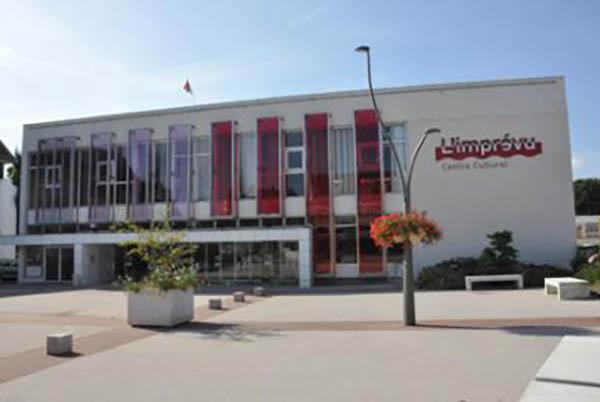 Centre culturel L'Imprévu, Saint-Ouen l'Aumône