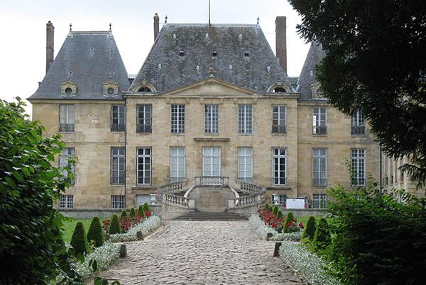 Château de Montgeroult, Montgeroult