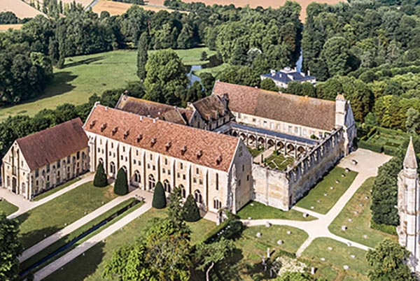 Abbaye de Royaumont, Asnières-sur-Oise