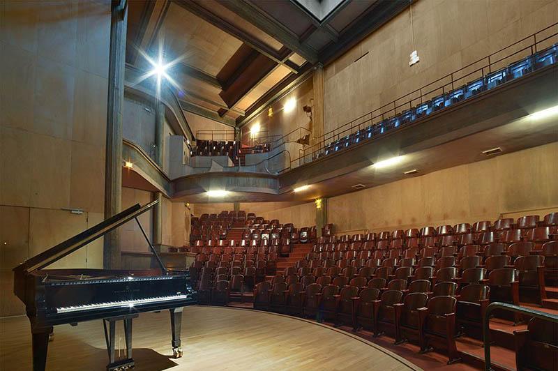 Salle Cortot, Paris